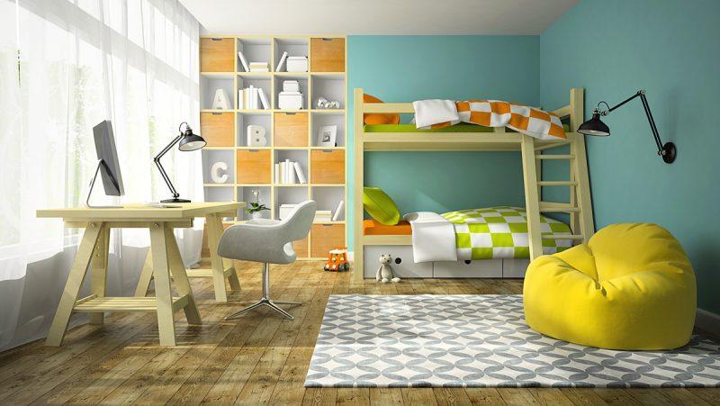 Łóżko piętrowe dla dziewczynki – o czym pamiętać przy wyborze?